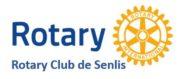 Logo Rotary Club Senlis